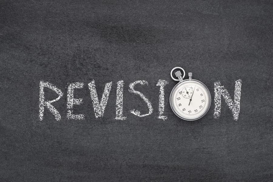 Uhr Revision
